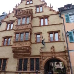 Colmar, Maison des Têtes