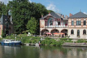 Sarreguemines Brasserie du Casino